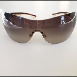 Authentic Prada Wrap Around Sunglasses.
